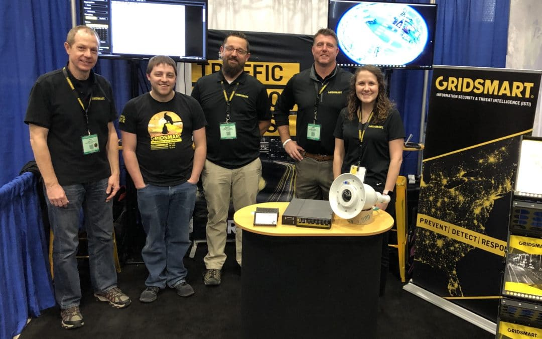 GRIDSMART Shows at Snowy TRB