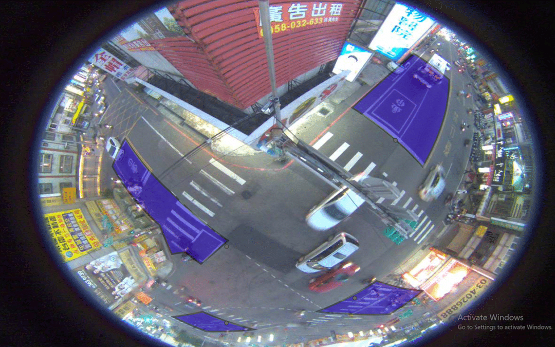 Improving Intersection Safety in Taiwan