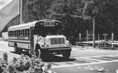POLICYSMART 48: Back to School! An Algorithm Saves Boston $5 Million on Its School Buses with Emma Coleman, Route 50