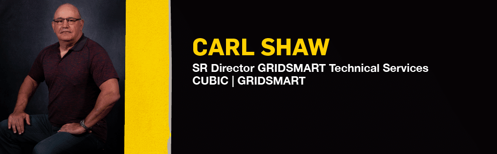 Carl Shaw, GRIDSMART Director Technical Services